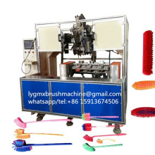 steel wire brush making machine