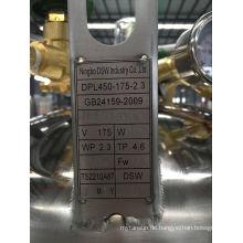 195L geschweißter isolierter Zylinder