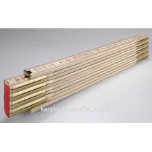 200см деревянная складная линейка с печатью логотипа