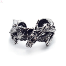 Men's huge&heavy Boy's Dragon Charm Bracelet Stainless Steel Bangle Fashion Jewelry PUNK New Gift