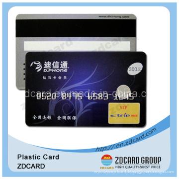Magnetkarte für Hotel / Hotel Key Card (ZDCARD Karte)