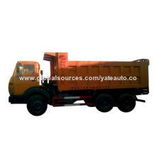 Dump Truck, 290hp, with 400L Fuel Tanker Capacity