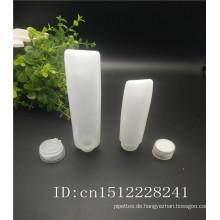 PE-Flasche, Plastikröhre