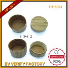 Wholesale Bamboo Case with Custom Logo Lasered Th15004