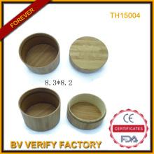 Оптовая торговля бамбука случае логотип лессировкой Th15004