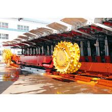 Hydrauliksystem von Baumaschinen