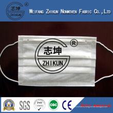 Антибактериальный PP спанбонд нетканые ткани маски