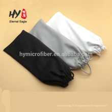High quality eco friendly microfiber glasses pouch