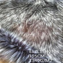 Long Pile Faux Raccoon Fur Eszl15h0704