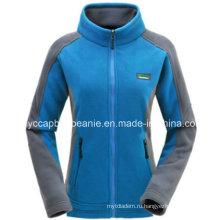 Оптовые высококачественные наружные Micro флисовой куртки