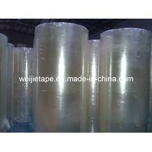 Transparent Packing Tape Jumbo Roll