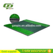 GP Drei-Schicht Golf Tee Teppich Minigolf Teppich UK Teppich Golf 3d