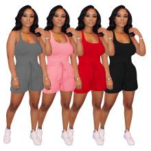 Best Selling Womens Plain Bodycon Sexy Clubwear Shorts Set Gym Clothing for Women Two Piece Yoga Set
