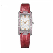 Rectangular Ladies Fashion Watch
