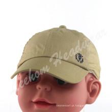 Penteado crianças de algodão Baby Kids Cap