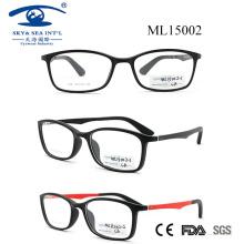 Quadro de óculos de plástico de nova memória de estilo para crianças (ML15002)