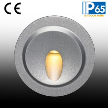 IP65 1X1w Recessed Wall Light, Step Light