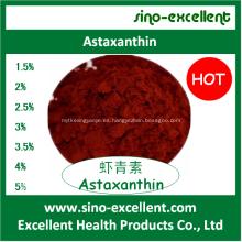 Astaxantina natural
