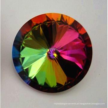 K9 Rivoli pedras de cristal para jóias
