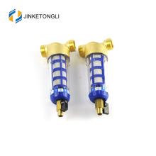 Medios filtrantes de agua para purificación de agua