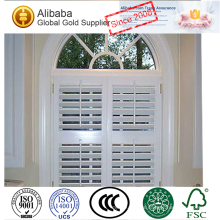 Most Popular with Premium Quality of Low Price Personalized White Coated Beauty Plantation Shutters Near Melbourne