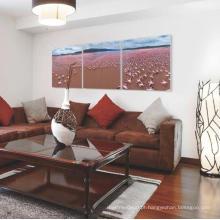 Abastecimento de fábrica Design mais recente Wall Hanging Glass Painting