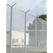 High Security Wire Mesh Fence - 02