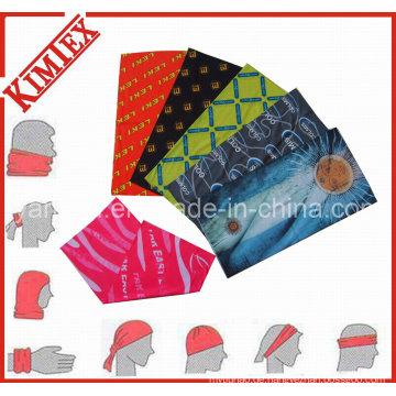 Fashion Promotion Tube Nahtlose Tubular Multi Buff Bandana