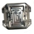 Quick CNC prototype polished metal box