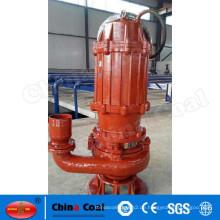 Vertikale Schlammpumpe der Zentrifugalpumpe 150ZJQ240-20-30kw der Entwässerungspumpe