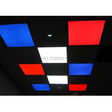 New Slim 60X60 2835 Flat RGBW Dimmable LED Plafonnier mural Plafonnier