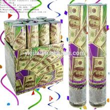 Confete Gold Party Popper / Confete Cannon / Confetti Shooter