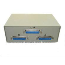 DB25 2Port Data Switch (6039) Porta paralela ou Adaptador de impressora paralelo