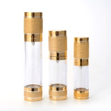 As Cosmetic Vocuume Bottle with Aluminum Cap