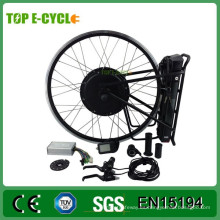 Fácil Monte la Certificación CE posterior / delantera de la bicicleta del CE Motor 36v 48v 500w 1000w kit de bicicletas eléctricas con la batería