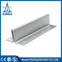 Elevator Bracket Passenger Elevator Roller Shutter Spare Parts Table Saw Guide Rail
