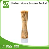 BBQ high quality natural round bamboo skewers bamboo sticks