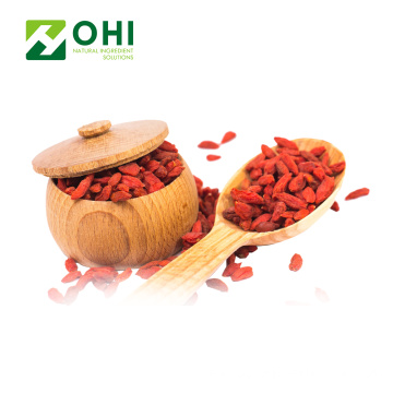 Goji Berry Extracto Polisacáridos Powdert