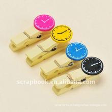 ofício de madeira mini clipes clipes clipe de madeira clipe clipes de escritório