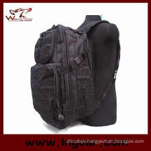 Fashion Military Bag Patrol Molle Assault Combat Backpack Black