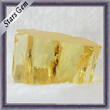 Synthétique Cubic Zirconia Gemstone Raw Material