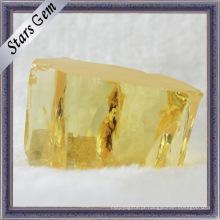 Material sintético da pedra preciosa do Zirconia cúbico