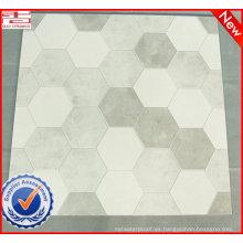 Oferta del proveedor de China buena calidad precio barato gris y blanco baldosas y como material de construcción baldosas rústicas