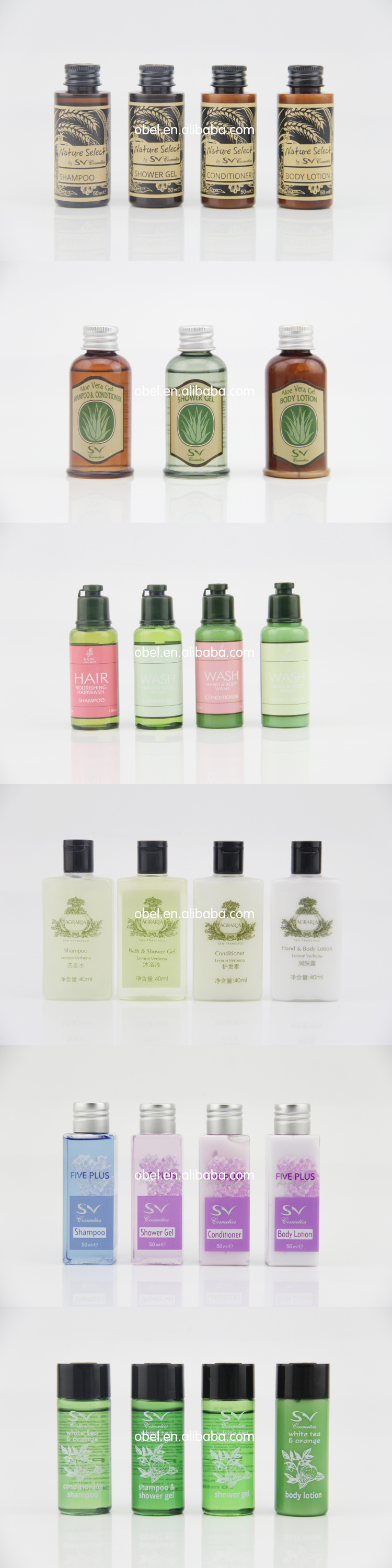 Hospitality Toiletries Suppliers