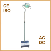 Ol01L-Iil Medical Equipment AC DC Cabeza simple lámpara de operación