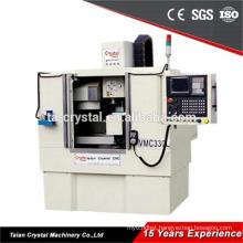 mini cnc milling economic machine center VMC330L machining center