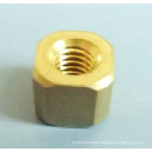 Customized Brass Thread Insert Lock Nut