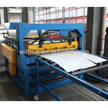 SIMPLE hydraulic steel slitting machine