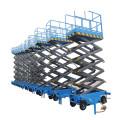 8m Hydraulic Outdoor Cargo Elevator lift