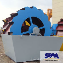 High profit removing dust from sand, washing machine for sand